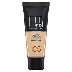 Lightweight Matte liquid Foundation Oil Free perfect for normal, combination and oily skin Available in 40 shades for you to find your perfect skin fit Flexible Micro-Powders to help blur the appearance of pores Natural finish skin looks fresh not ca...
