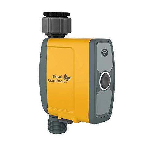 Royal Gardineer Zubehör zu Bewässerungsventil: Bewässerungs-Ventil für Bewässerungscomputer BWC-500 (Bewässerungscomputer WLAN)
