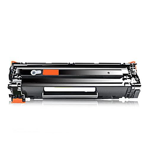 Reemplazo del Cartucho de tóner Compatible con el Banco de tóner para HP 78A CE278A para HP P1606 P1506 P1566 M1536 Impresora, Productos de Oficina Funcionan de Mane Black