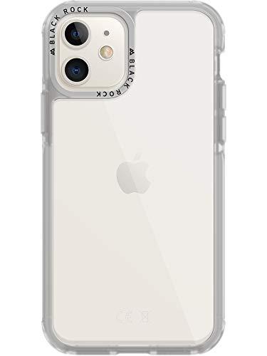 Black Rock - Handyhülle Robuste Transparent Hülle Entworfen für iPhone 11 6.1 Zoll | Clear Protector, Stoßfest, Bumper Case, Crystal (Transparent)