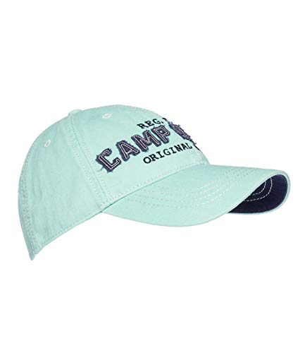 Camp David Herren Basecap mit Logo-Applikationen