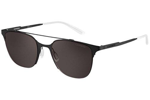 Carrera 116/S 70 003 Gafas de sol, Negro (Matt Black/Brown), 51 Unisex-Adulto