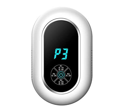 Purificador de Aire para frigoríficos, Desodorizador portátil Multifuncional para frigoríficos Generador de Iones Negativos, Conservación de Alimentos Degradación de residuos de plaguicidas Eliminac