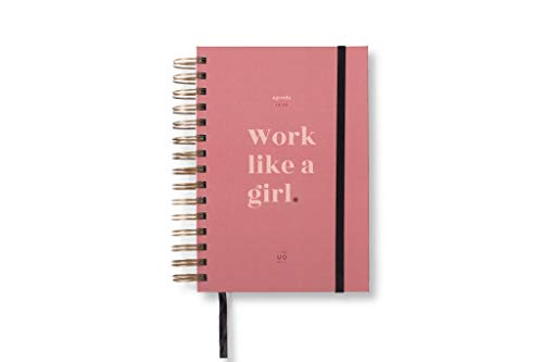 Agenda 'Work like a girl' Día Página 2019-2020