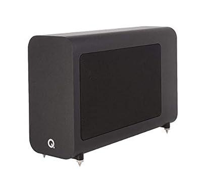 Q Acoustics 3060s Active Subwoofer (Carbon Black) by Q Acoustics