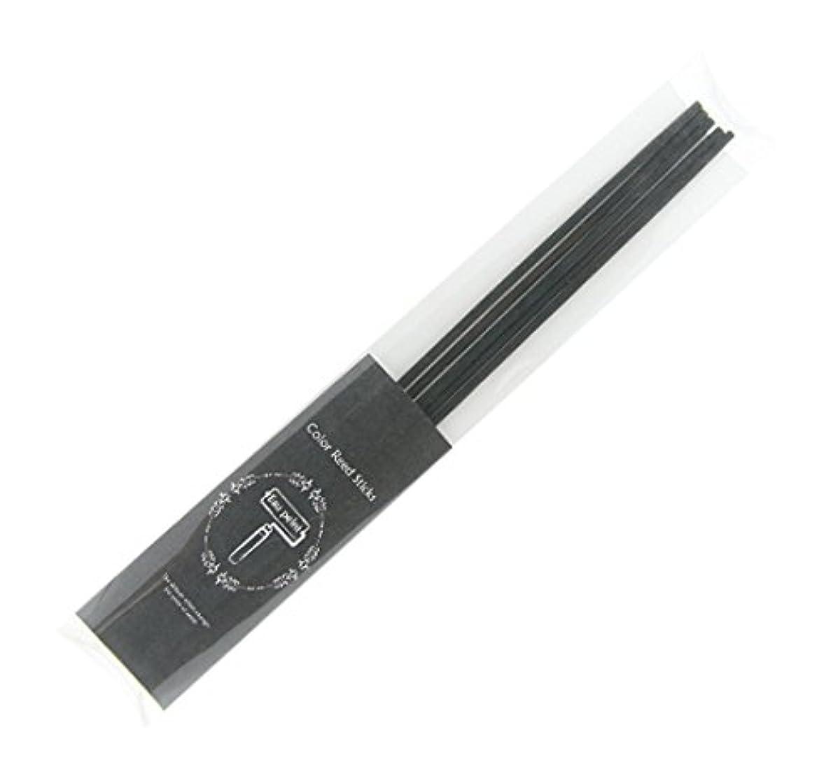 レースブレンド考えEau peint mais+ カラースティック リードディフューザー用スティック 5本入 ブラック Black オーペイント マイス