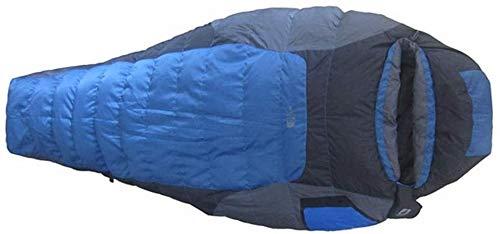 Saco de dormir Impermeable Individual for la protección; gallina Adulta Abajo cómodo for Dormir Bolsa de Relleno