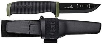 Hultafors 380270 AR380270 Couteau outdoor OK4, Vert/noir