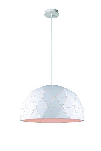 Lucide OTONA - Suspension - Ø 60 cm - Blanc
