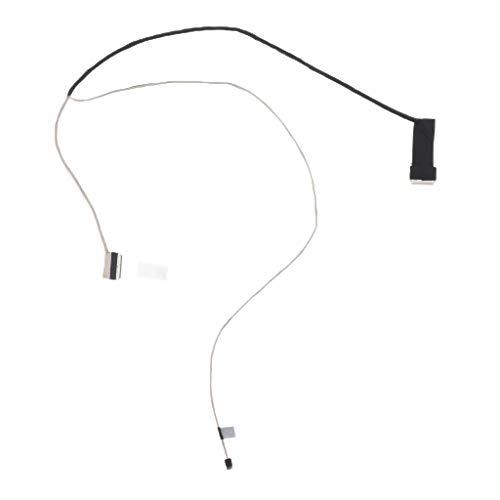 IPOTCH Cable Flexible de Pantalla LED LVDS EDP para Portátil LCD para Asus GL552 Y GL552JX Y ZX50J Y ZX50JX Series, 27,36 Pulgadas