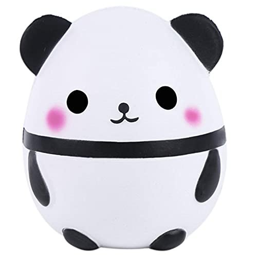 WeYingLe 6.7'' Squishy Jumbo Slow Rising Panda Cream Scented Kawaii Squishies Toys for Kids and Adults, Lovely Stress Relief Toy. Big Size Panda