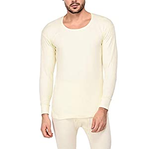 Monte Carlo Men's Rib Pure Wool Thermal Full Sleeves (TOP) (Off White) 11 31sN1mM2yKL. SS300