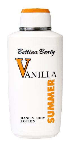 Bettina Barty Summer Vanilla Body Lotion 500ml