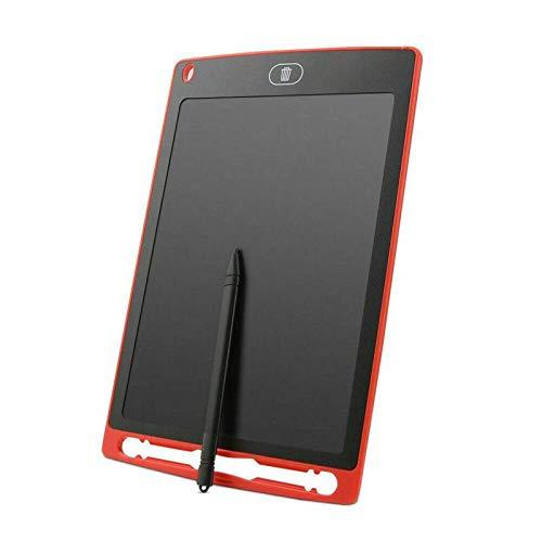 Explosion 1Pc Tableta de escritura LCD portátil de 8.5 pulgadas Tableta de dibujo digital electrónico Tabletas de escritura Tablero ultrafino Regalo para niños Rojo
