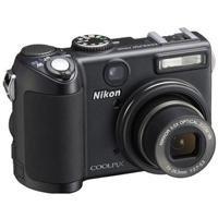 Nikon Coolpix P5100 - Cámara Digital Compacta 12.1 MP (2.5 Pulgadas LCD, 4X Zoom Óptico)