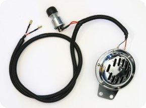 amazon com golf cart horn kit button wire harness club car yamaha
