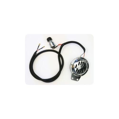 golf cart horn kit button wire harness club car yamaha ez-go
