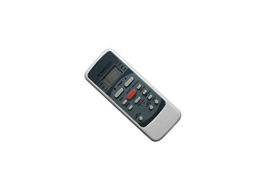 Hotsmtbang Replacement Remote Control for Goodman MSH243E15AX KSIL036H215I KSIL036-H215-I KSWM012H113 ULR51ME KWIL12H2 KWIL12-H2 KWIL18H2 KWIL18-H2 Heat Pump Mini-Split System Air Condtioner