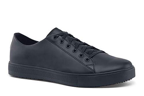 Shoes for Crews 36111-43/9 OLD SCHOOL LOW RIDER IV NOIR UNISEXE, Chaussures antidérapantes pour femmes et hommes, Taille 43, Noir