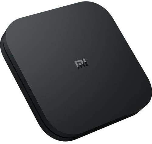 Xiaomi MI TV BOX S - Reproductor streaming en 4K Ultra HD, Bluetooth, Wi-Fi, Asistente de Google con...