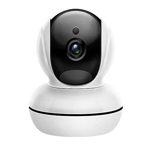 Cámara De Vigilancia Wifi Para Interiores De 4 Mp, Con Función De Visión Nocturna, Detección De Movimiento, Audio De 2 Canales, Monitor Para Bebés/Ancianos/Mascotas