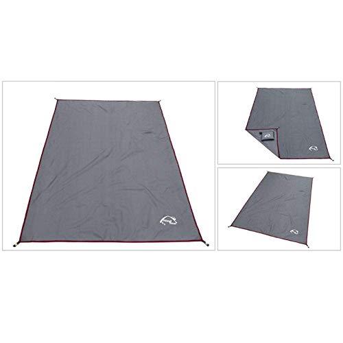 Tapis de Plage Sun Shelter Camping Sports Accessoires Portable Pique-Nique Canopy 1pc étanche à l'humidité