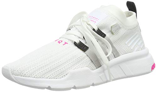adidas EQT Support Mid ADV PK, Zapatillas de Gimnasia para Hombre, Blanco (FTWR White/Grey Two F17/Core Black FTWR White/Grey Two F17/Core Black), 42 EU