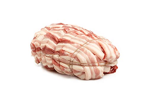 Coppa Roast, Ready-to-Cook Delicatessen Product, 100% Italian Meat, Salumi Pasini, 2.55kg