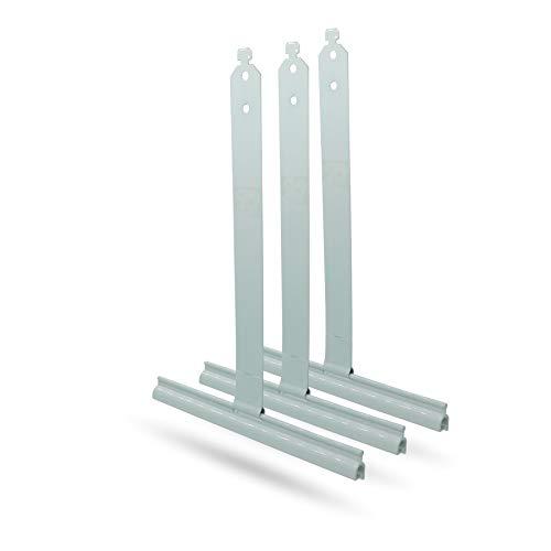 3 Stück Aufhängefeder Mini Stahlfeder Rolladenaufhängung Befestigungsfeder Aufhaengefeder Befestigung Rolladen Rolladenzubehoer