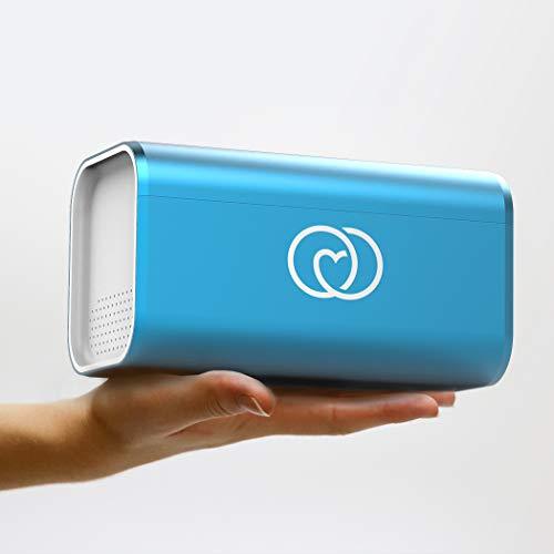 LifeinaBox tragbarer Medikamentenkühlschrank. Mit diesem Minikühlenset können Sie jederzeit und überall reisen dass Ihre Medikamente bei genau der richtigen Temperatur transportiert werden.