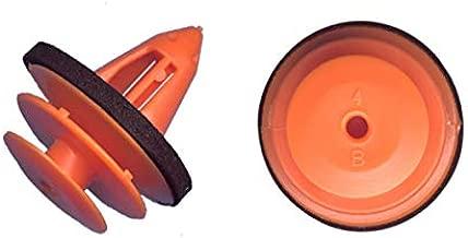 25 NWCLIPS Nissan-compatible Door Trim Panel Clips w/Sealer 80999-VE000