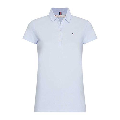 Tommy Hilfiger Short Sleeve Slim Polo Camisa Mujer