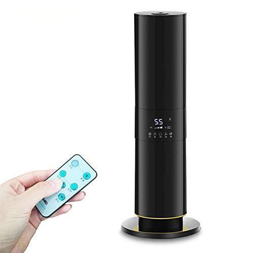 Diffusor mit ätherischen Ölen und Bluetooth-Lautsprecher 5.5L Luftbefeuchter mit großer Kapazität für Office Home Baby Schlafzimmer Yoga Spa, Luftbefeuchter für zu Hause