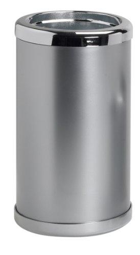 PLATEX 730050050 - Refrigeratore per Bottiglie isotermico, con accumulatori di Freddo, Colore: Cromato