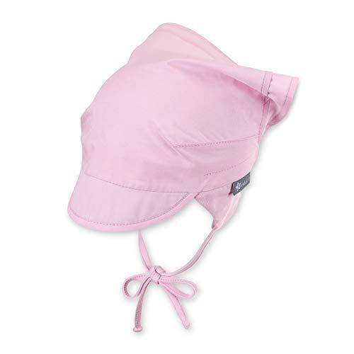 Sterntaler Baby-Mädchen Kopftuch Mütze, Rosa, 45