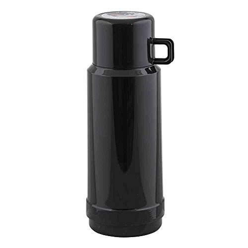 Rotpunkt Isolierflasche, Kunststoff, grau, 11.2 x 11.2 x 30.5 cm