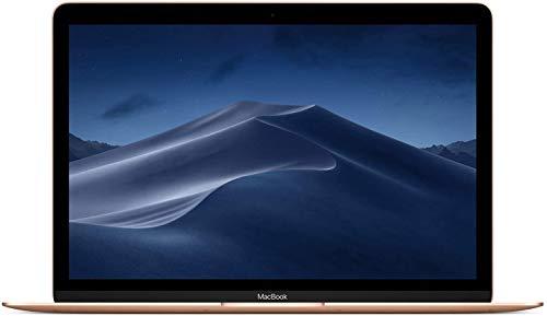 Apple MNYG2LL/A 12in MacBook, Retina, 1.3GHz Intel Core i5 Dual Core Processor, 8GB RAM, 512GB SSD, Mac OS, Rose Gold (Renewed)