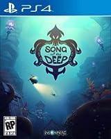 Song of the Deep PlayStation 4 ディープの歌 ビデオゲームプレイステーション4 北米英語版 [並行輸入品]