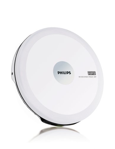 Philips EXP 2540 / 02 Tragbarer MP3-/CD-Player weiss