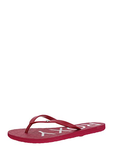 Roxy Sandy, Zapatos de Playa y Piscina para Mujer, Rosa (Cerise CRI), 39 EU