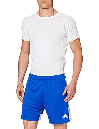 adidas Tastigo 19, Pantaloncini da Calcio Uomo, Blu Grassetto/Bianco, M