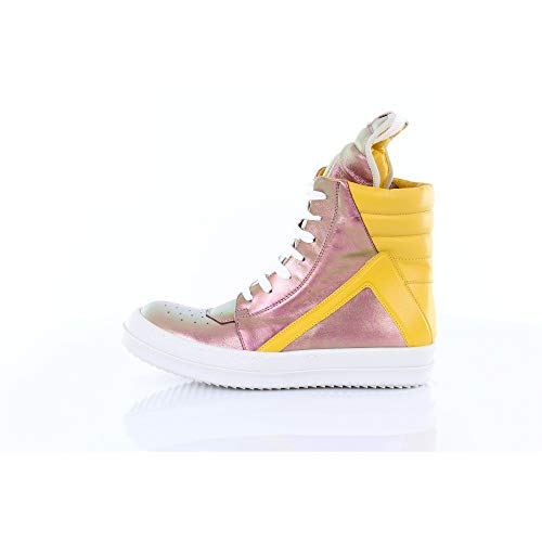 Rick Owens RP20S1894LCWITY Alte Donna Oro Rosa 38