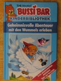 Bussi Bär. Geheimnisvolle Abenteuer mit den Wummels erleben