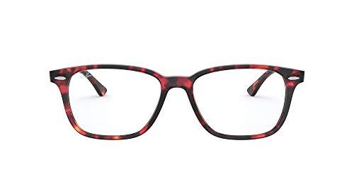 Ray-Ban RX7119 Gafas de lectura, Havana, 53 Unisex Adulto