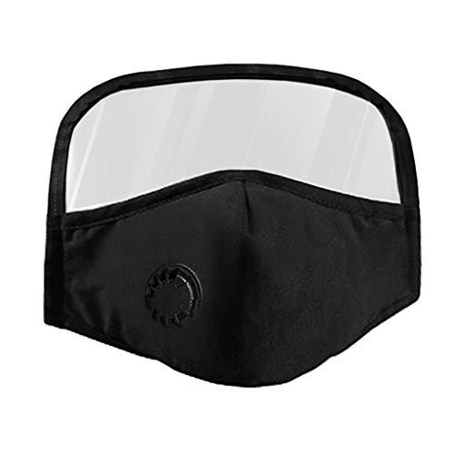 Humeng Adult Atemventil Baumwolle Outdoor Augen Schutzgesicht mit Augenschutz Made in Germany