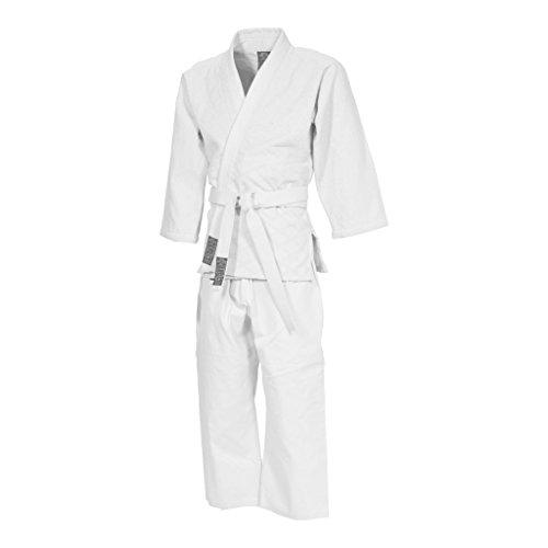 GIMER 11/002Judo-gi con cinturón, 11/002, Bianco