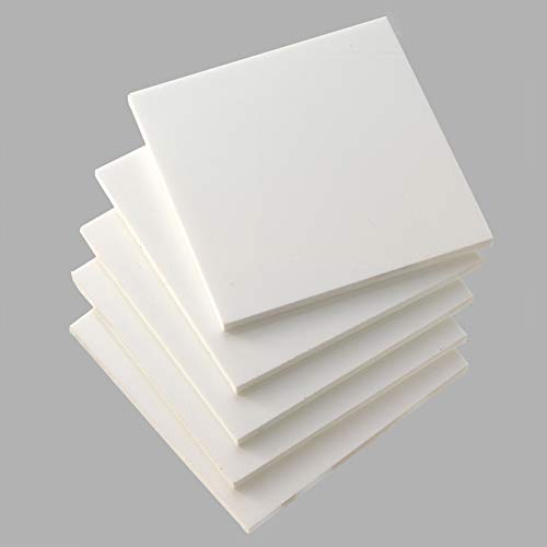 POM Platte Zuschnitt 2-30mm / Farbe: Weiß/Natur/Delrin Tenac Sustarin (25 mm, 495 x 245 mm)