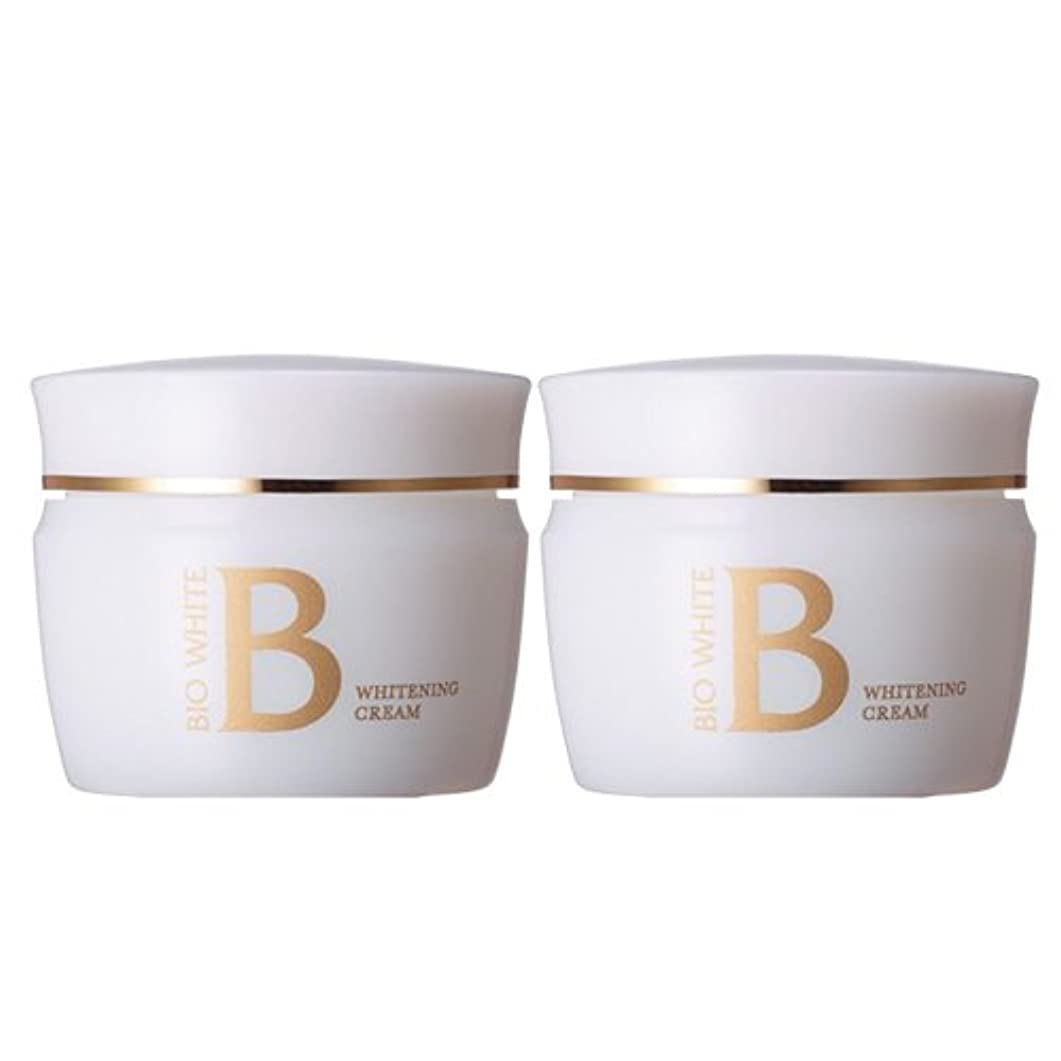 飼いならす出版牛肉エビス化粧品(EBiS) ビーホワイトクリーム40g【2個セット】保湿クリーム
