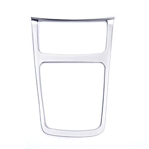 ABS mat Intérieur Console Centrale de stockage Cadre décoratif Coque Trim 1 PC pour accessoire Auto Bzascgla