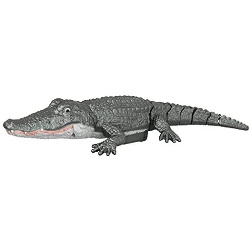 Anjetan Rc Alligator Spielzeug Kunststoff High Speed ??wiederaufladbare Lustige 2.4g Fernbedienung Pool Spielzeug Realistischer Lebensechter Streich